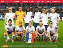 Coupe du monde de foot féminin